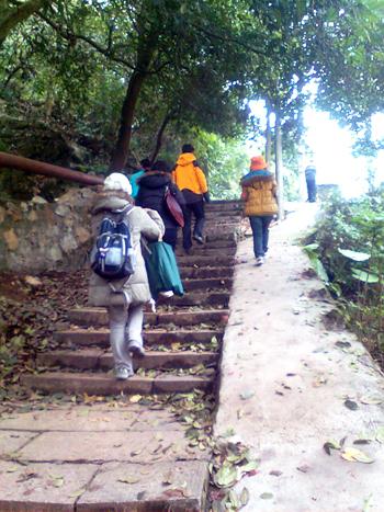 Day Trip in Yangshuo---Xingping Ancient Town + Silver Cave (Yinzi Yan)