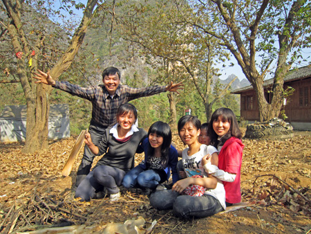 One Day Rural Life Experience Tour to Lipu of Guilin