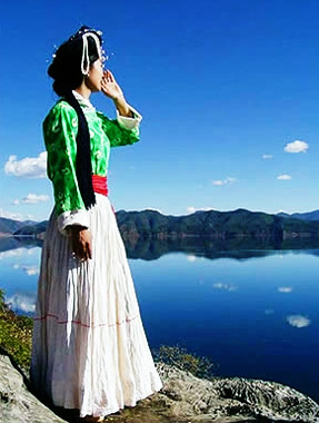 Visit Lugu Lake and the Walking-Marriage Mosuo Ethnic Group