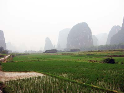 Yangshuo Idyllically Beautiful Countryside Leisure Tour