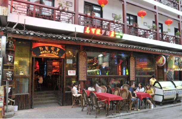 """Yangshuo: a city not matched with """"Mr. Hasty""""-My Impression of Yangshuo"""