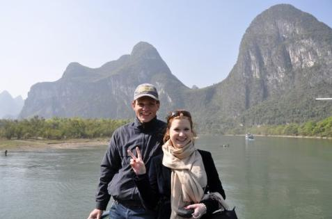 A weekend in Yangshuo