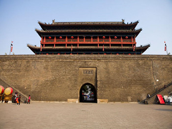 One Day Xi'an Group Tour of Terra-Cotta Museum and Ancient City Wall
