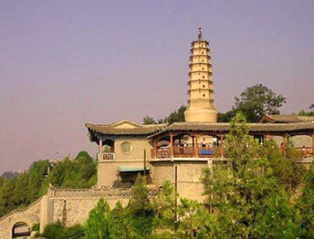 One Day Lanzhou Tour with White Pagoda Park & Provincial Museum