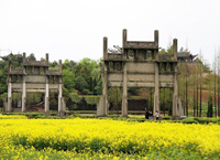 One Day Construction Tour to Ancient Huizhou
