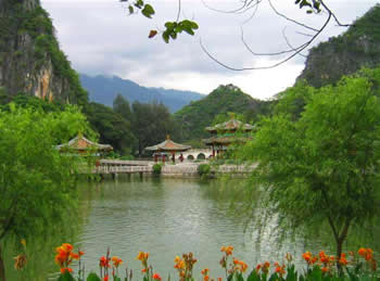One Day Tour to Zhaoqing