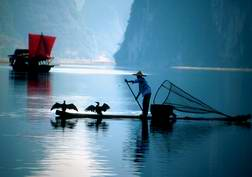 One Day Li River Cruise Coach Tour