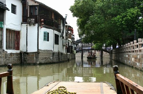 One Day Memorable Tour in Zhujiajiao Ancient Town