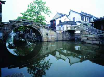 One Day Tour to Zhouzhuang for a True Natural Beauty