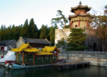 Summer Palace & Badaling Great Wall Bus Tour