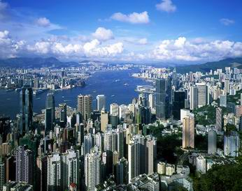 Half Day Hong Kong Island Orientation Tour