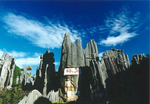 One Day Classic Stone Forest Tour