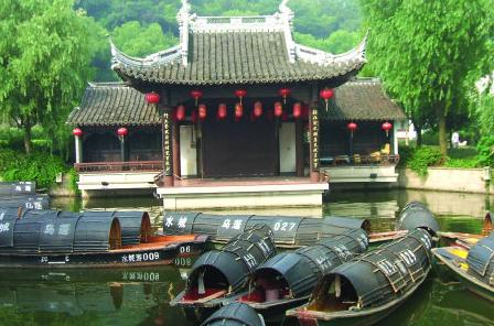 One Day Traditional Town Tour to Shaoxing