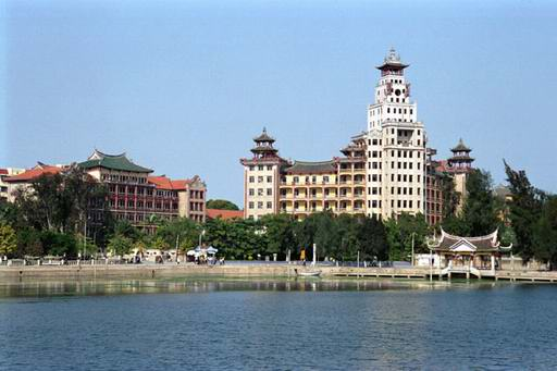 One Day Xiamen City Tour