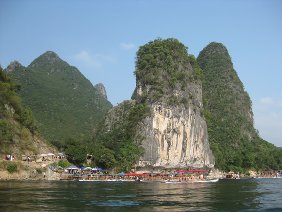 Guilin / Yangshuo (B, L)
