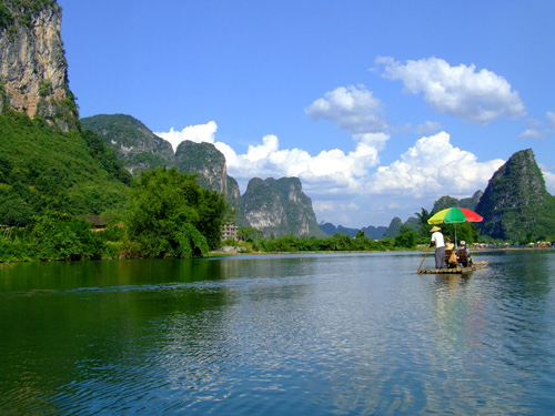 Guilin/Yangshuo (B, L)