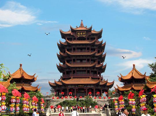 2 Days Wuhan Impressive Tour Wuhan China Tours China