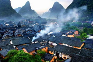 5 Day Guilin &Yangshuo and Huangyao Ancient Town Tour