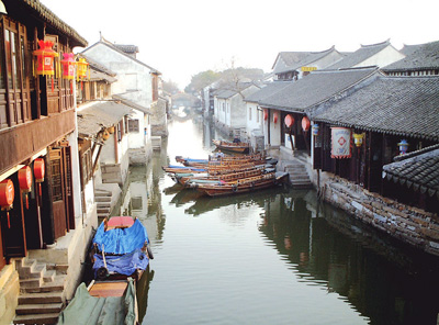 4 Days Shanghai Zhouzhuang Water Village Tour