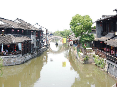 4 Days Shanghai Xitang Water Town Exploration Tour