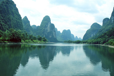 6 Days Guilin & Beihai Hillside and Beachside Tour