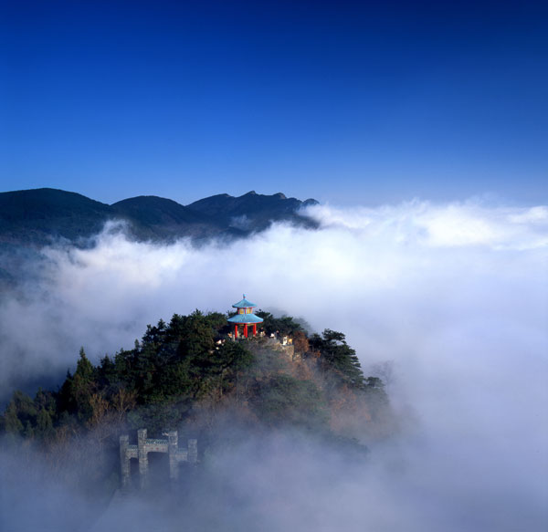 6 Days Mt. Lushan and Mt. Jinggang Wonderland Tour