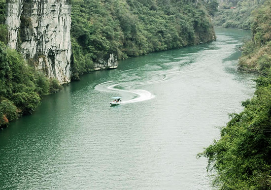 3 Day Li River Cruise by Speedboat Tour