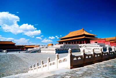 4 Days Xin'gang - Beijing Tour