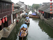 5 Days Luxury Tours of Shanghai-Suzhou-Zhouzhuang-Shanghai
