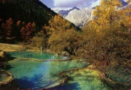 6 Days Fantastic Tour of Chengdu - Leshan - Jiuzhaigou - Chengdu