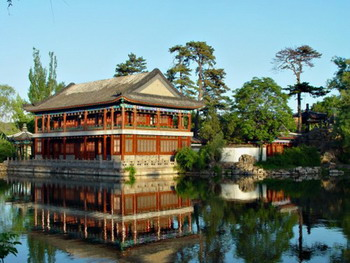 Chengde Mountain Resort and Outlying Temples,Bishu shanzhuang,Beijing