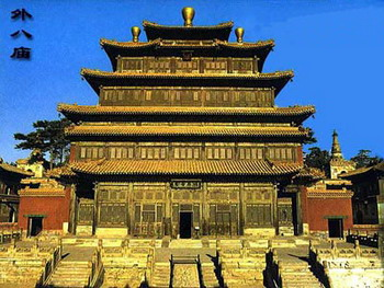 Chengde Mountain Resort and Outlying Temples,Bishu shanzhuang,Beijing Tour