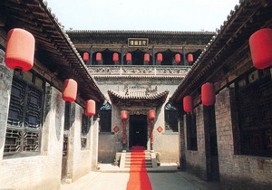 Qiao Family Compound of Pingyao,Shanxi Tour