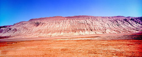 Flaming Mountain, Turpan Tours,Xinjiang Tour