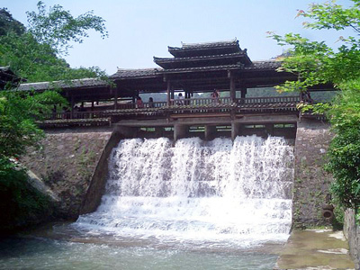 China Travel Guide, China Tours, Guilin Tours, Guilin Travel Guide, Gudong Waterfall Tour