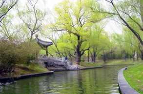 China Travel Guide, China Tours, Beijing Tours, Changhe River of Beijing