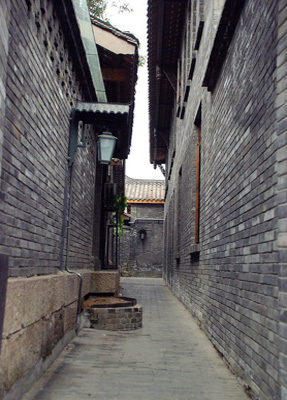 China Tours, China Travel Guide, Chengdu Attraction, Kuan Alley and Zhai Alley of Chengdu