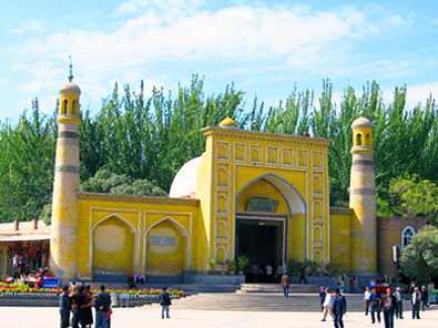 China Tours, China Travel Guide, Xinjiang Travel Guide, Yarkand Silk Road Tour