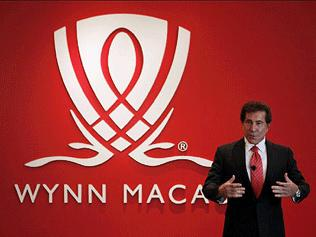 Wynn to start building new casino resort in Macao next year
