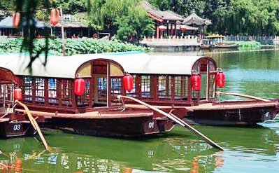 China Travel Guide, Beijing Attraction, Shichahai Scenic Spot of Beijing