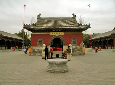 China Tours, Tianjin Tours, Dabei Temple/Great Compassion Temple