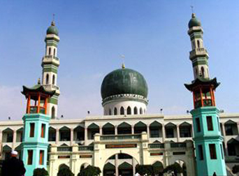 China Tours, Tianjin Tours, Great Mosque
