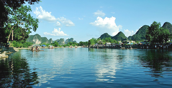 China Tours, Guilin Tours, Yangshuo Tours, Li River,Yulong River