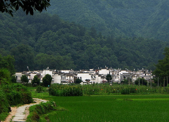 China Tours, Wuyuan Tours, Shangrao Tours, Xiaoqi Ancient Village