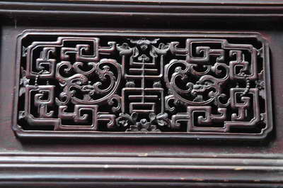 China Tours, Wuyuan Tours, Shangrao Tours, Xiaoqi Ancient Village, Wood Carving