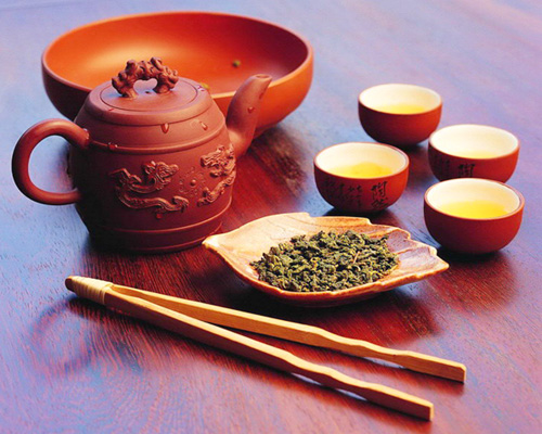 China Tours, Wuyuan Tours, Shangrao Tours, Xiaoqi Ancient Village, Tea