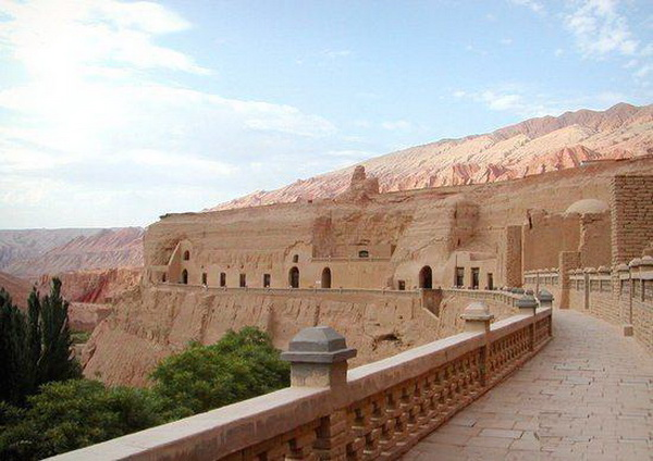 Bezeklik Caves,Turpan Tour,Xinjiang Tours,China Tours