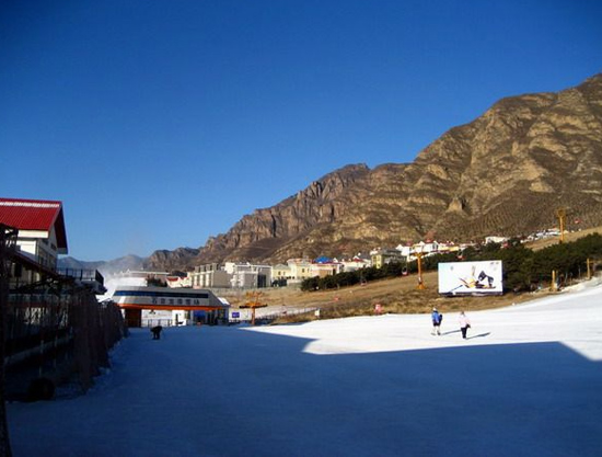 Shijinglong Ski Resort,Beijing Tours,China Tours