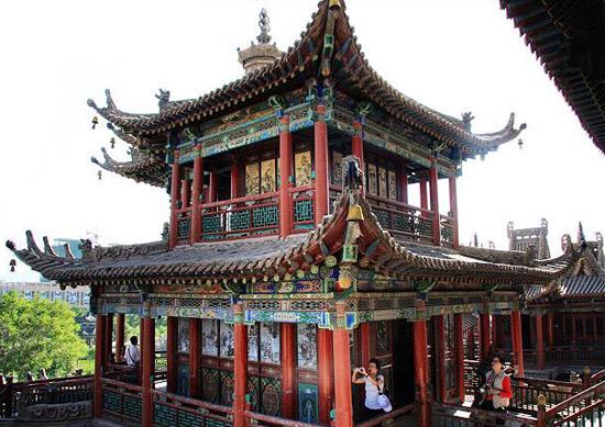 Gaomiao Temple, Zhongwei Gao Temple