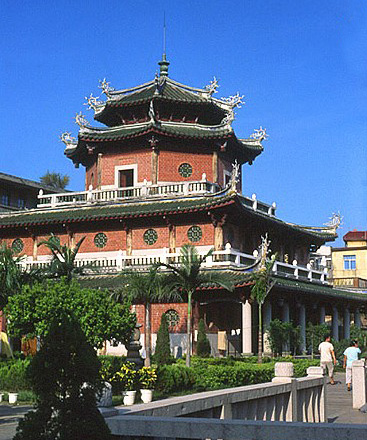 Chengtian Temple,Yinchuan Tours,Ningxia Tours,China Tours